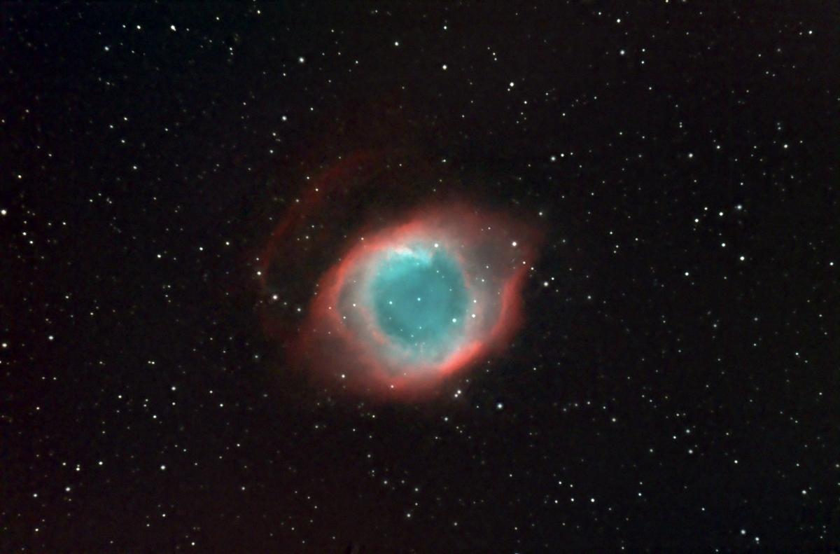 ngc 7293 the helix nebula - photo #26